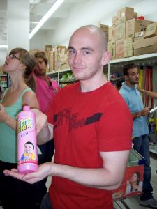 Mattias W/Fat Kid Cleaner