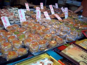 LOTS of Moon Cakes