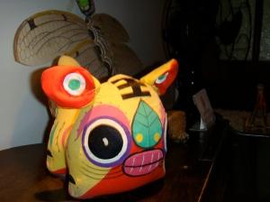 Cool stuffed creature