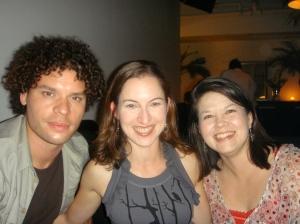 Aaron, Me & Kim