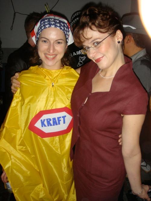 Me & Sarah Palin