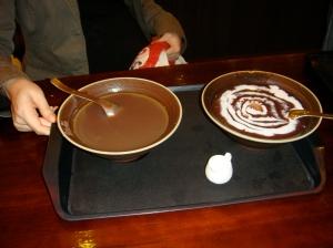 Warm sweet treats in Taichung