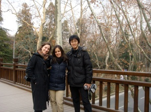 Me, Maria & Shayne
